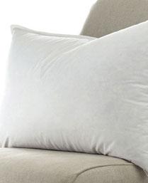 Portico New York White Micro Fibre Pillow 40001