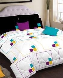Portico New York White Signature Bedsheet  9062171
