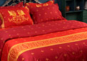 Portico New York 300TC Bed linens from Manish Arora Swan collection 9070252