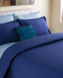 Portico New York Navy Blue Gabrielle Bedlinen  9330086