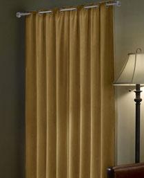 Portico New York Beige Enwrap Curtain 9360012