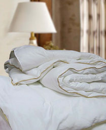 Portico New York White Advansa Suprelle Soft Fibre Quilts 9370011