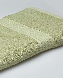 St. Cloud Lt.Green 100% Bamboo Organic Cotton Bath Towel BAM002