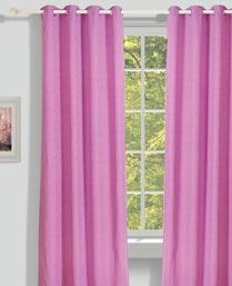 House This Purple Ottomon Curtains CR273A