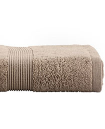 Welspun Latte Zero Twist Towel Latte