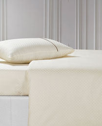 Spread OFF White Oxford King Fitted Sheet Set OXFORDOFFWHITEFITTED