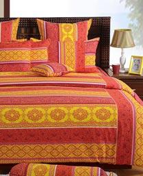 Swayam Multi Color Signature BedLinens SIG011821