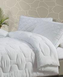 Spread White Organic Tencil Quilt For All Seasons Tencilqul001