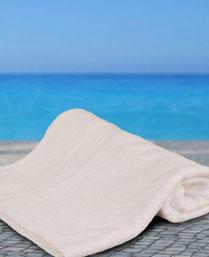 Bliss White Low Twist Bath Towel White0001